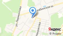Отдел городского архива в составе управления делами администрации городского округа Звенигород на карте