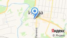 Istragorod.ru на карте