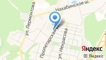 АвтоАкваЭксперт на карте