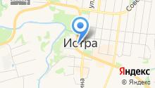 Следственный отдел на карте