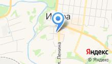 НИК на карте