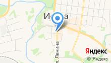 Морозова 1, ТСЖ на карте