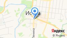 Совет депутатов городского поселения Истра на карте
