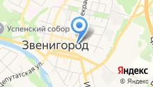 Центр перинатальной профилактики на карте