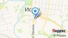 Istrariel на карте