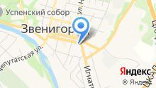 Авторемонтник на карте