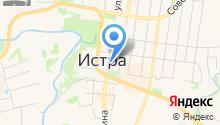 Усовские подвалы на карте