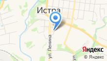 Nice hostel на карте