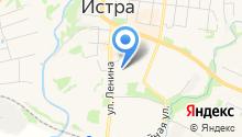 Элитэ на карте