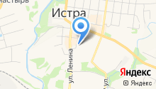 Судебный участок №195 мирового судьи Истринского судебного района Московской области на карте