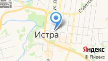 Нотариус Матвеева Е.В. на карте