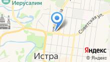 Истринский драматический театр на карте