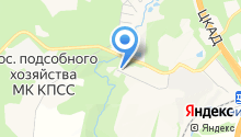 Казанский храм на карте