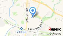 Общественная приемная исполнительных органов государственной власти Московской области на карте