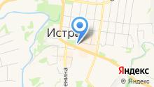 Восемь Скакунов на карте