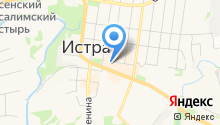 Давыдов на карте
