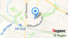 Истра-5, ЖСК на карте