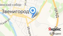 Одинцовское ПАТП на карте