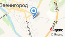 Арка на карте