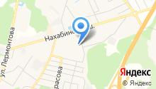 Одинцовский комплексный центр социального обслуживания населения на карте