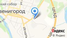 Школа спортивной акробатики Гургенидзе на карте