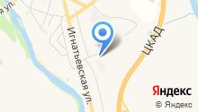 Звенигородская инвестиционная компания на карте