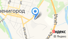 Центр магистра на карте