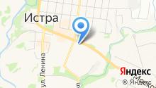 Адвокатский кабинет Данилова Л.А. на карте