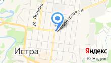 Istra-Start на карте