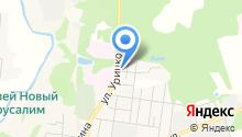 Rocky на карте