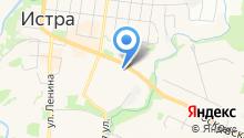 Истринское ЖЭУ, МУП на карте