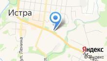 Истринская торгово-промышленная палата на карте