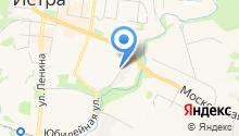 Истра-3, ЖСПК на карте