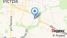 Истра-4, ЖСК на карте