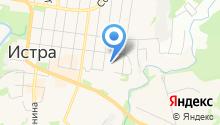 Питер Пен на карте