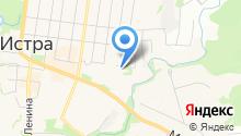ИСТРА-ГОРОД на карте