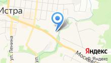 Контрактная служба Истринского муниципального района на карте