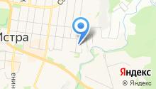 Анастэль на карте