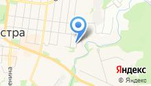ИСТРЕК на карте