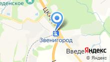 БОШ-H2O auto на карте