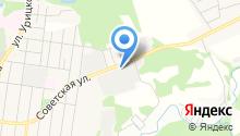 Данко-В на карте