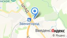 Введенская средняя общеобразовательная школа №3 на карте