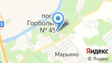 Клиника респираторной реабилитации, МНПЦМРВСМ, Московский научно-практический центр медицинской реабилитации на карте