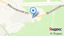 Грандекс на карте