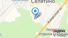 Селятинская районная больница №5 на карте