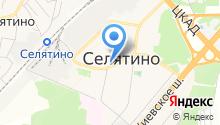 Магазин детской обуви и ортопедических товаров на карте