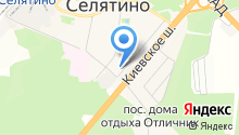 СТОЛИЦА на карте