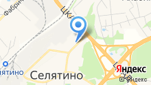 Магнитра.ру на карте