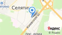 Айка на карте