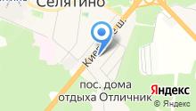 Интимка на карте